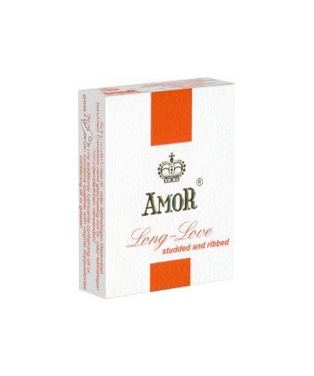 Amor Long Love Studded & Ribbed