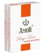 Amor Long Love Studded & Ribbed