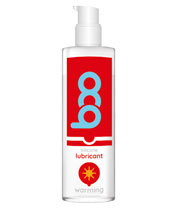 Boo Silicone Lubricant Warming