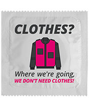 Callvin Clothes ? We don't need clothes