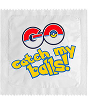Callvin Go Catch My Balls