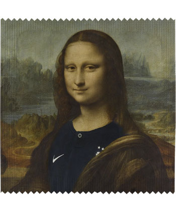 Callvin Mona Lisa Bleu
