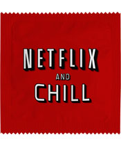 Callvin Netflix and chill