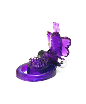 Seven Creations Cock & Ball Butterfly