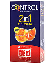 Control Finissimo 2-in-1