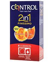 Control Finissimo 2-in-1