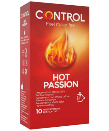 Control Hot Passion