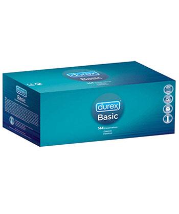 Kondom Durex Basic in Box von 144 billig
