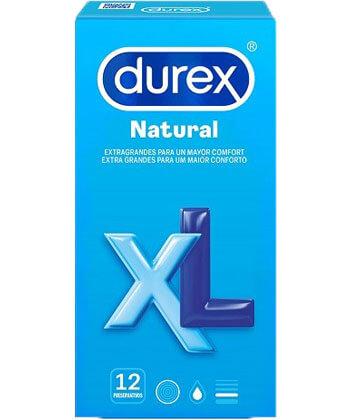 Durex Natural XL