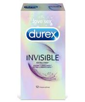 Durex Versteckte geschmiertes Extra