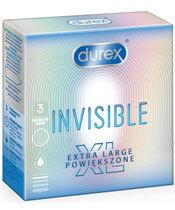 Durex Invisible XL