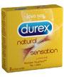 Durex Natural Sensation