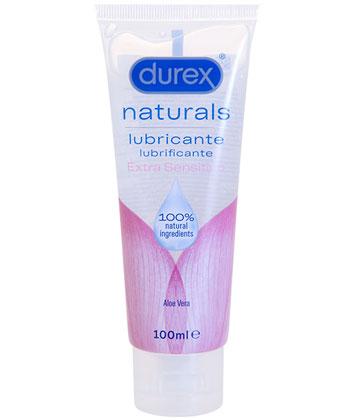 Durex Naturals Intimate Gel Extra Sensitivo