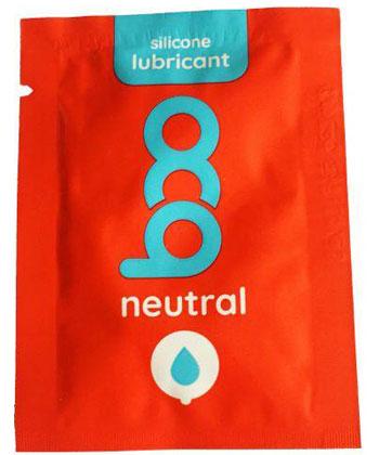 Boo Silicone Lubricant Neutral
