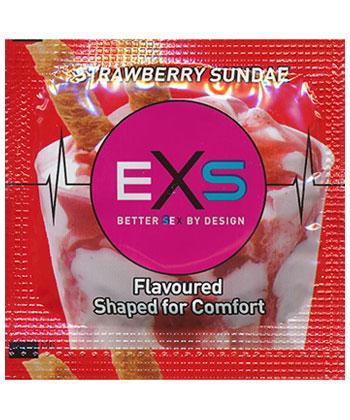 EXS Strawberry Sundae