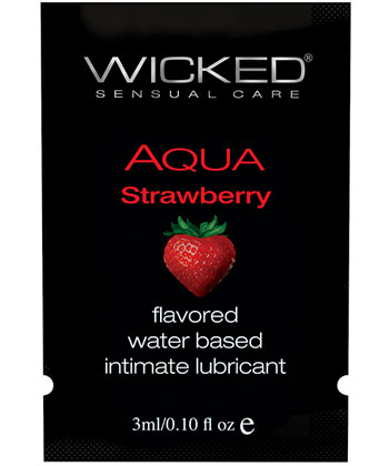 Wicked Flavored Strawberry