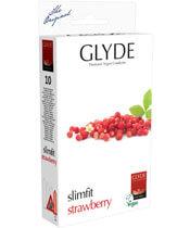 Glyde Slimfit Strawberry