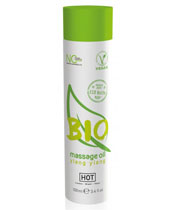 Hot Bio Massage Oil