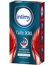 Intimy Taille XXL
