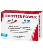 Labo Intex-Tonic Booster Power 4 en 1