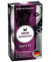 Mein Kondom Sicherheit
