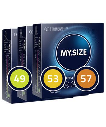 Mysize Kit Test M