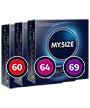Mysize Kit Test XL