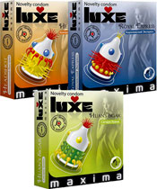 Luxe Condoms Pack Best Of