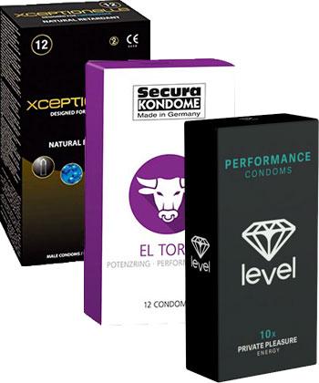 Condomz Pack Retard