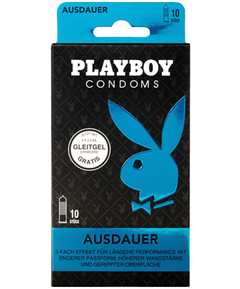 Playboy Ausdauer