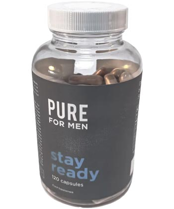 Pure for Men