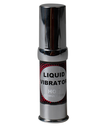 Secret Play Liquid Vibrator Hot