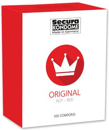 Secura Original Red