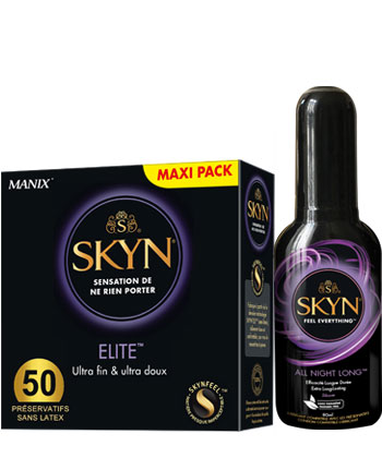 Skyn Elite All Night Long