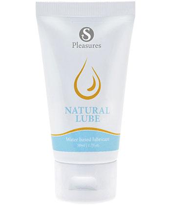 S Pleasures Lube Natural